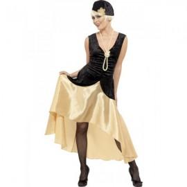 společenský kostým - 20 léta Gatsby