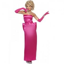 kostým Pink Lady - 80. léta