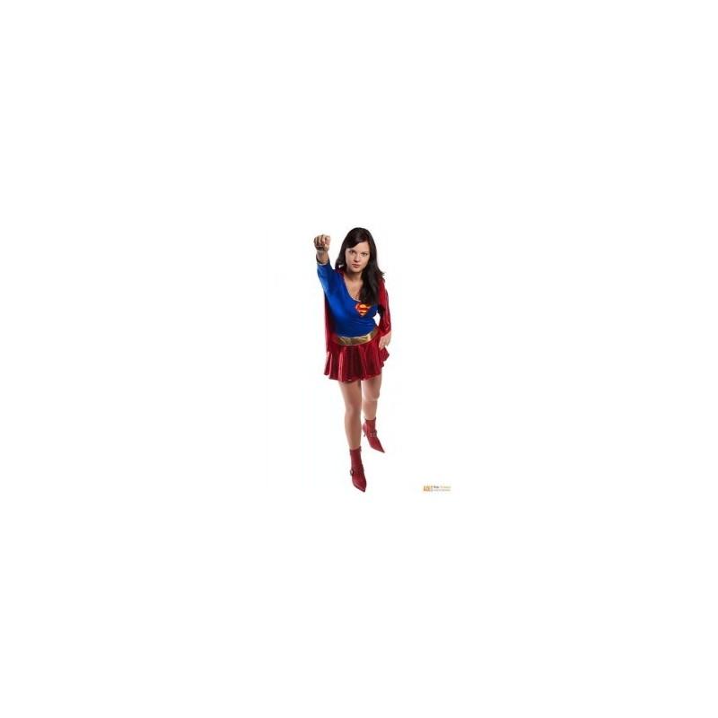 e041aea82245 Kostým superhrdinky - půjčovna kostýmů Praha