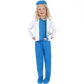 Dětský kostým doktorky