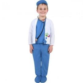 Dětský kostým lékaře