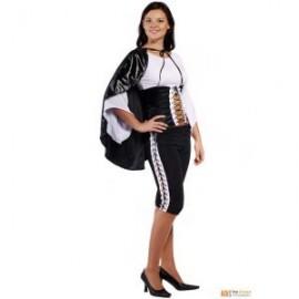Kostým Zorra v dámském podání