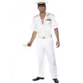 Letní kostým námořního důstojníka