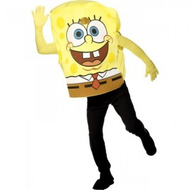 Kostým Sponge Boba