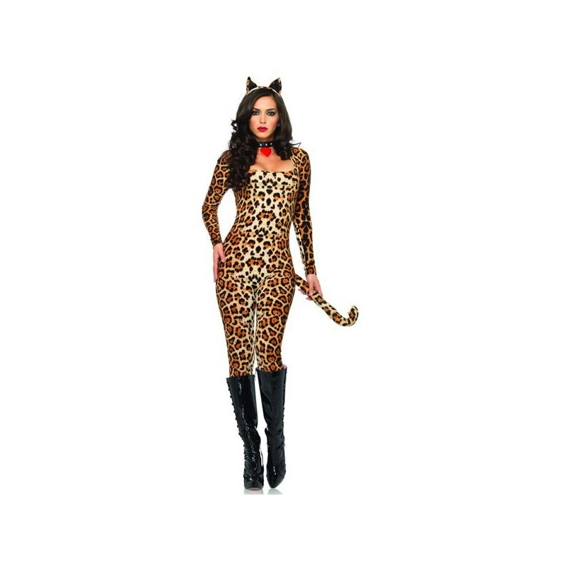 Kostým sexy tygřík - půjčovna zvířecích kostýmů Praha dd49296dee
