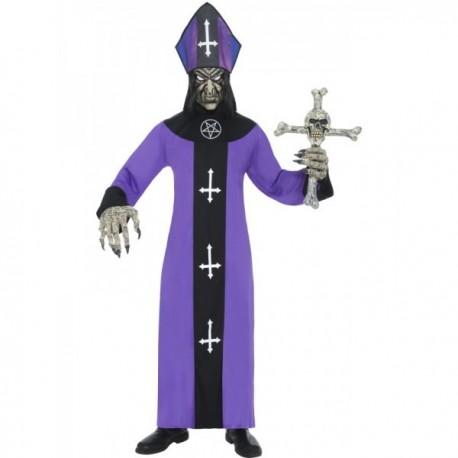 Kostým zombie biskupa