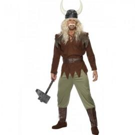 Kostým vikingského válečníka