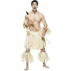 Bojovník kmene Zulu