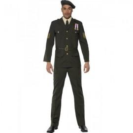 Kostým armádního důstojníka