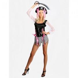 Kostým pro pirátku