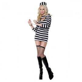 Sexy vězeňkyně