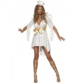 Dámský andělský kostým