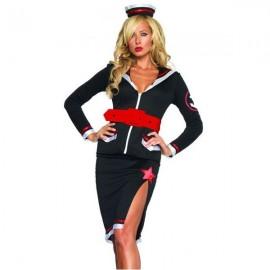 Kapitánka námořníků kostým