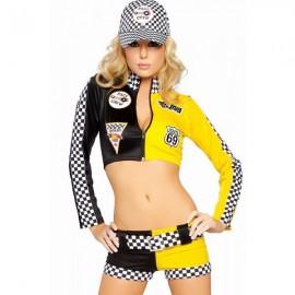 Kostým Racer Girl