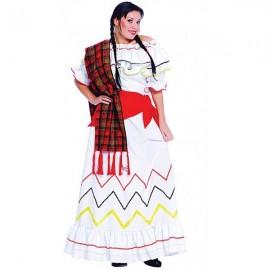 Kostým pro Mexičanku