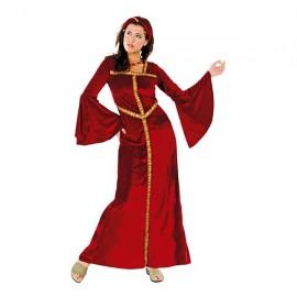 Kostým středověká dáma