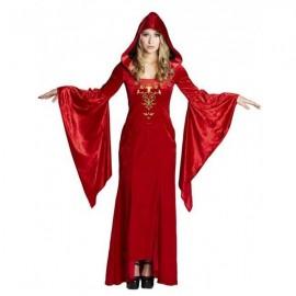 Dámský gotický kostým