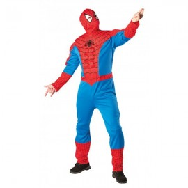 Kostým Spidermana licenční