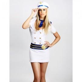 Kostým kapitánky námořnic