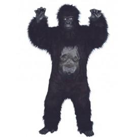 Kostým gorila deluxe