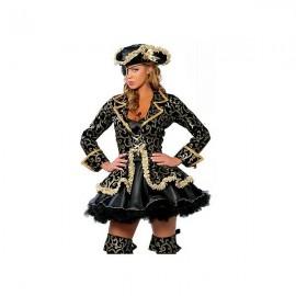 Sexy pirátka kostým