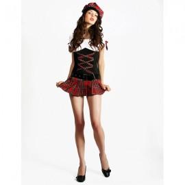 Skotský kostým dámský