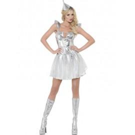 Kostým Tin woman