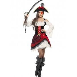 Kostým Sexy pirátka Glamorous