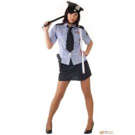 Profesní uniforma policistky