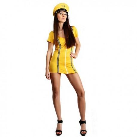 Profesní kostým taxikářky