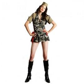 Vojenská sexy uniforma