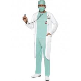 Kostým chirurga deluxe