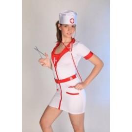 Sexy kostým doktorka
