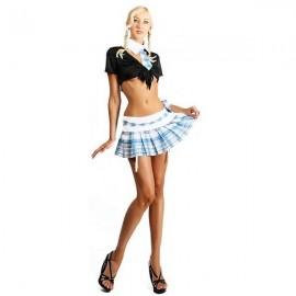 Kostým sexy školačky