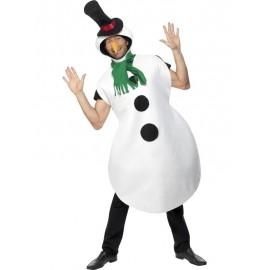 Kostým Mr. Sněhulák