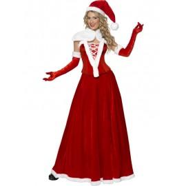 Elegantní vánoční kostým