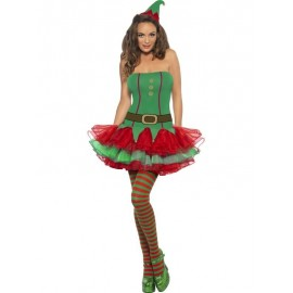 Kostým sexy vánoční elfka