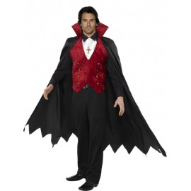Kostým Vampír deluxe