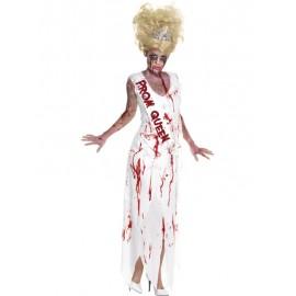 Kostým mrtvá královna plesu