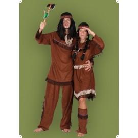 Kostým apačky