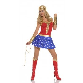 Kostým Miss Amerika