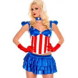 Kostým kapitánka Ameriky