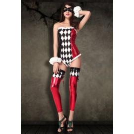 Kostým Harley Quinn
