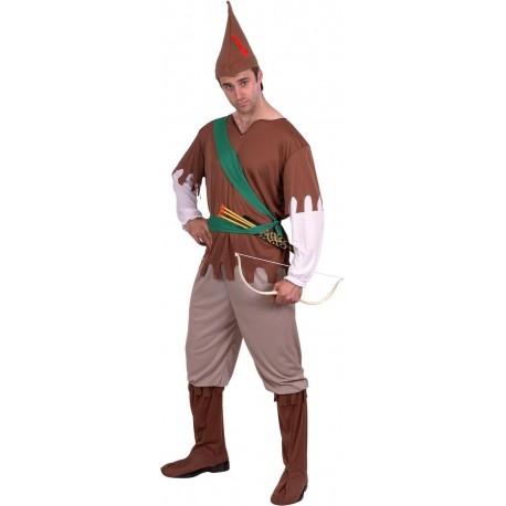 Poháskový kostým Robina Hooda