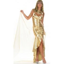 Kostým Kleopatra zlatá