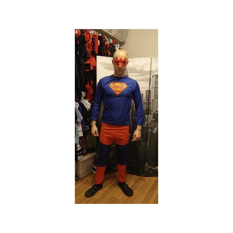 77679cd80448 Superman - půjčovna pohádkových kostýmů Praha