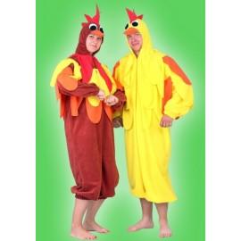 Kuře - kostým