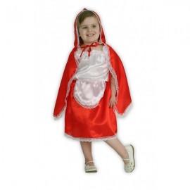 Kostým Karkulky - dětský