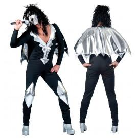Rockový kostým Kissáka