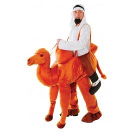 Kostým jezdec na velbloudovi